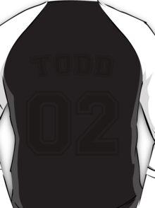 Jason Todd Sports Jersey T-Shirt