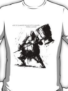 Executioner Smough T-Shirt
