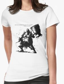 Executioner Smough Womens Fitted T-Shirt