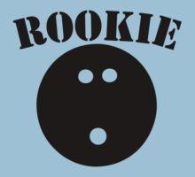 Rookie Bowling Kids Tee