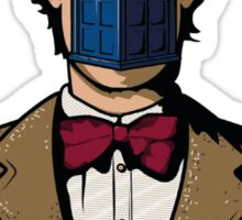 Doctor Magritte Sticker