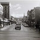 Elizabeth Street by Brett Rogers