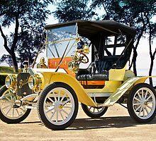 1915 Buick Roadster/Runabout II by DaveKoontz