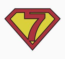 Superman 7 One Piece - Short Sleeve