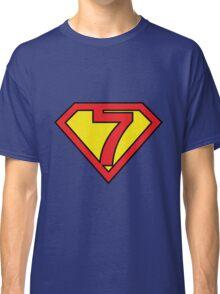 Superman 7 Classic T-Shirt