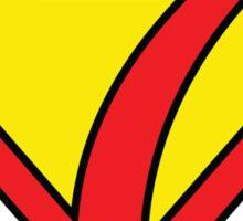Superman 7 Sticker