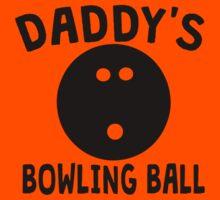 Daddy's Bowling Ball Kids Tee