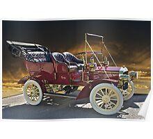 1906 Buick Touring Car Poster