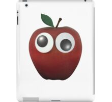 Googly-Eyed Apple iPad Case/Skin