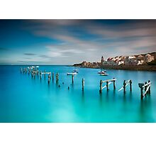 Old Swanage Pier Photographic Print