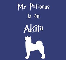 My Patronus is an Akita Unisex T-Shirt
