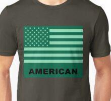 American Flag Vintage 2 Unisex T-Shirt