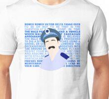 Dept. Supt. Clive Pugh Unisex T-Shirt