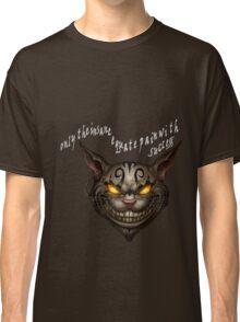 Cheshire Cat:Alice Madness Returns Classic T-Shirt