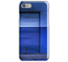 Blue Door Two Tone iPhone Case/Skin