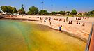 river beach. belém tower by terezadelpilar~ art & architecture