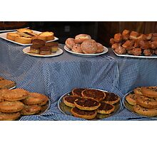 Goodies For  Sale At Mulberry Manor -Lyme Photographic Print