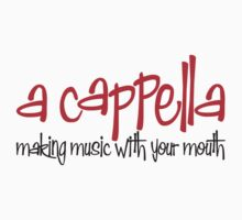 A Capella by e2productions