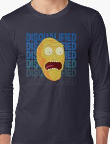 DISQUALIFIED Long Sleeve T-Shirt