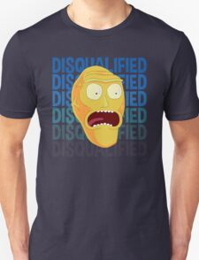 DISQUALIFIED Unisex T-Shirt