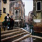 Venice Carnevale 7 by Lidia D'Opera