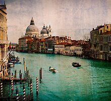 Grand Canal, Venice by Lidia D'Opera