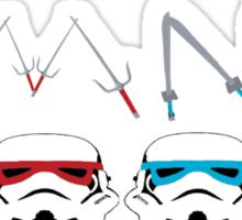 TMNT (TROOPERS) Sticker
