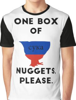 Cyka Nuggets Graphic T-Shirt
