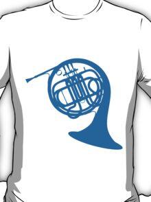 Blue Horn T-Shirt