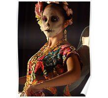 day of the deads III - dia de los muertos Poster