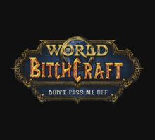 WORLD OF BITCHCRAFT by viperbarratt