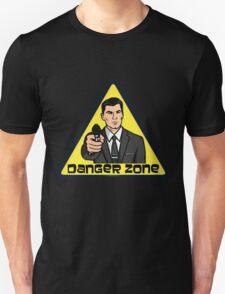 Danger Zone - Archer T-Shirt