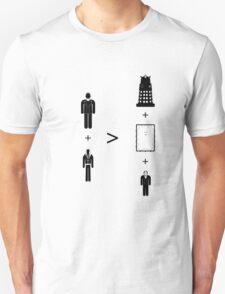 Doctor Who Maths - Season 1, Rose Unisex T-Shirt
