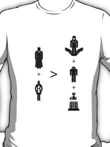 Doctor Who Maths - Season 4, Donna T-Shirt