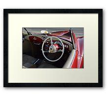 Classic Talbot Alpine Framed Print