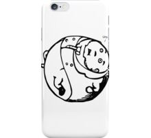 Urp! - Roly-Poly Guy iPhone Case/Skin