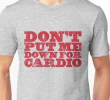 Cardio Unisex T-Shirt