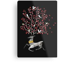 King of the forest Metal Print
