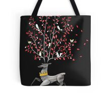 King of the forest Tote Bag