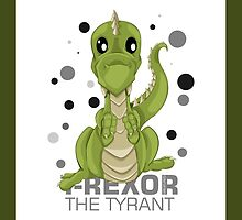 T-Rexor by eaRaccoon