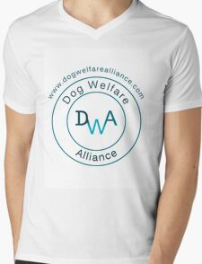 The Dog Welfare Alliance  Mens V-Neck T-Shirt
