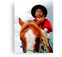 Cuenca Kids 361 Canvas Print