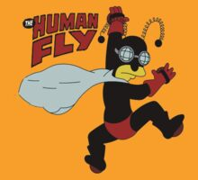 THE HUMAN FLY by greatbritton99