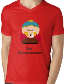 South Park - Cartman Mens V-Neck T-Shirt