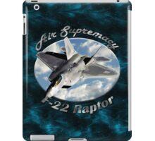 F-22 Raptor Air Supremacy iPad Case/Skin