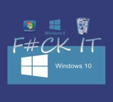 Windows 10 Funny by Mintdog