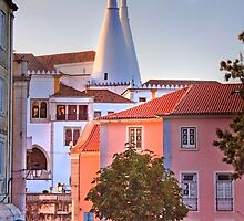sintra sunset by terezadelpilar~ art & architecture