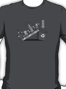 Let's All Go to the Recycling Bin T-Shirt