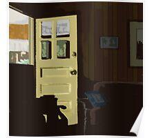 The New Yellow Door Poster