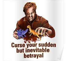 Curse Your Sudden But Inevitable Betrayal 2 Poster